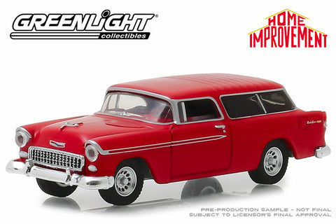 Home Improvement / 1955 Chevrolet Bel Air Nomad