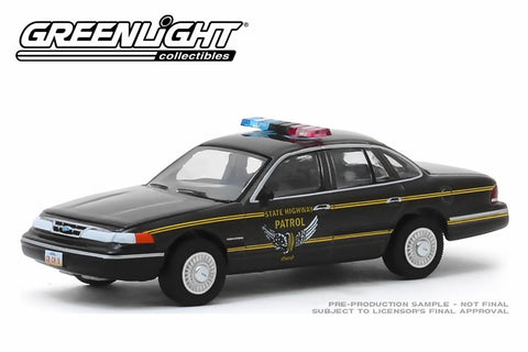 1995 Ford Crown Victoria Police Interceptor / Ohio Highway Patrol