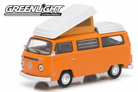 1973 Volkswagen Type 2 Westfalia Campmobile – Bright Orange