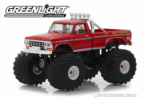 God of Thunder / 1979 Ford F-250 Monster Truck