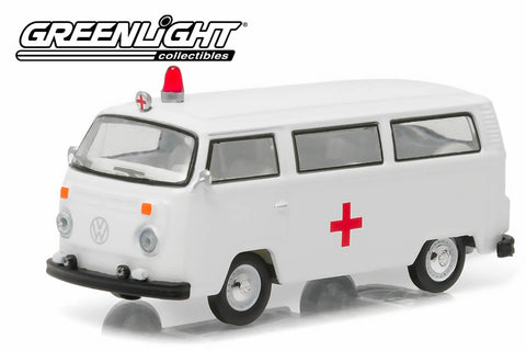 1975 Volkswagen Type 2 Bus - Ambulance with Roof Light & Siren
