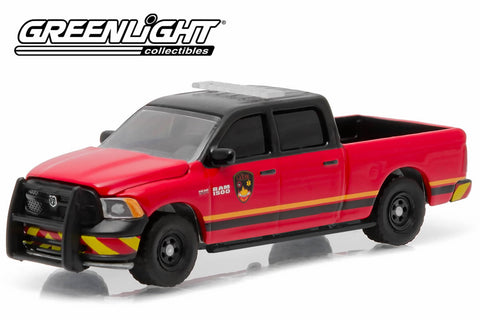 2014 Ram 1500 Tradesman - City of Guthrie, Oklahoma Fire Dept.