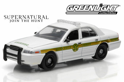 Supernatural (2005-14 TV Series) - Ford Crown Victoria Police Interceptor Sioux Falls Sheriff
