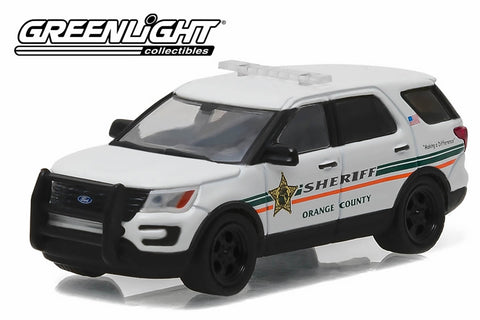 2016 Ford Interceptor Utility - Orange County, Florida Sheriff