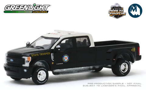 2019 Ford F-350 Dually - Florida Highway Patrol State Trooper