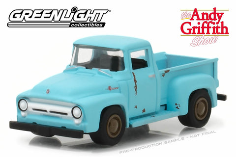 Goober's 1956 Ford F-100 / The Andy Griffith Show