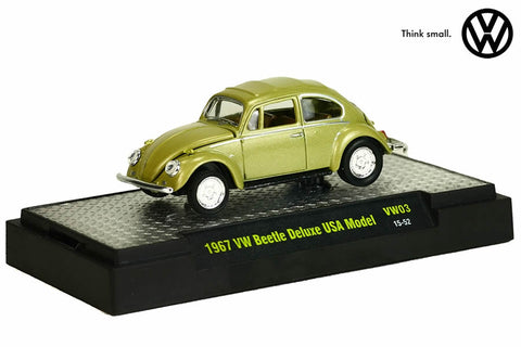 1967 VW Beetle Deluxe U.S.A. Model