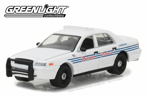 2008 Ford Crown Victoria Police Interceptor / Detroit, Michigan Police