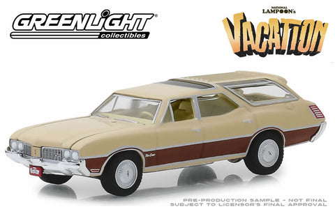 National Lampoon's Vacation / 1970 Oldsmobile Vista Cruiser