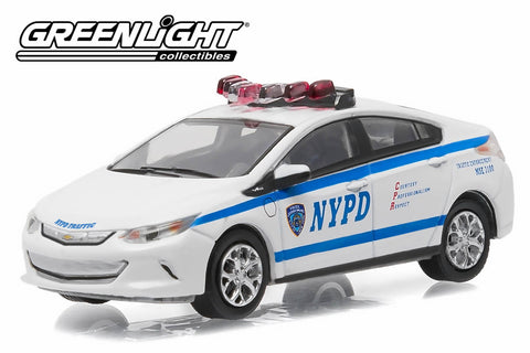 2016 Chevy Volt / New York City Police Dept (NYPD)