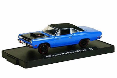 1969 Plymouth Road Runner 400 6-Pack