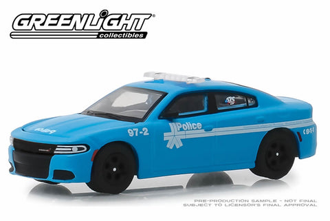 2018 Dodge Charger - Montreal, Canada Police (175th Anniversary)