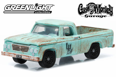 Gas Monkey Garage (2012-Current TV Series) - 1964 Dodge D-100 Sweptline