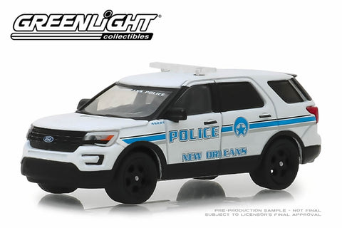2016 Ford Police Interceptor Utility / New Orleans, Louisiana Police
