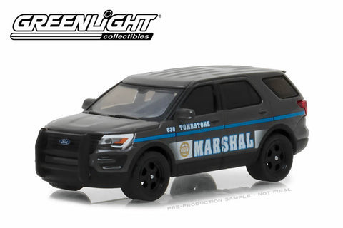 2016 Ford Interceptor Utility / Tombstone, Arizona Marshal