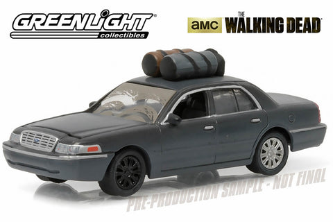 The Walking Dead (2010-Current TV Series) - The Governor's 2001 Ford Crown Victoria (Dusty)