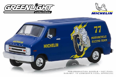 1977 Dodge B-100 Van - Michelin Tyres