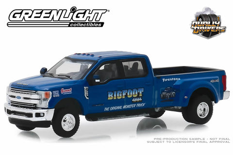 2019 Ford F-350 Dually (Bigfoot #1 The Original Monster Truck)