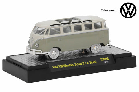1962 VW Microbus Deluxe U.S.A. Model