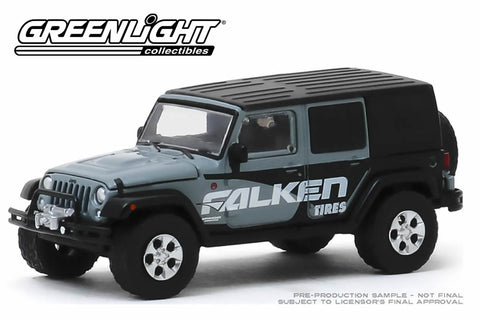 2014 Jeep Wrangler Unlimited / Falken Tires