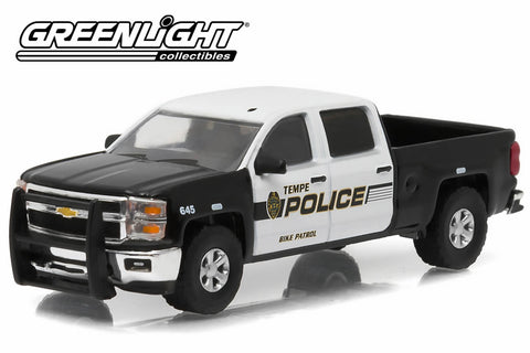 2015 Chevy Silverado - Tempe, Arizona Bike Patrol