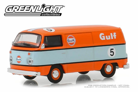 1975 Volkswagen Type 2 Panel Van #5 Gulf Oil
