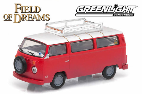 Field of Dreams (1989) - 1973 Volkswagen Type 2 (T2B) Bus