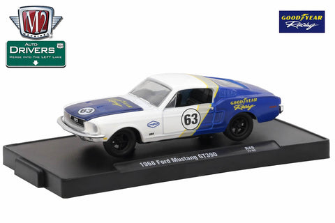 1968 Ford Mustang GT 390 (Goodyear Racing)
