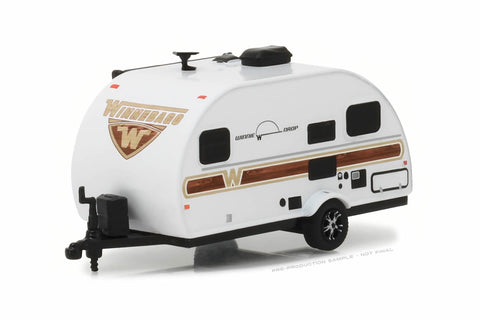 2017 Winnebago Winnie Drop (White with Woody Graphics)