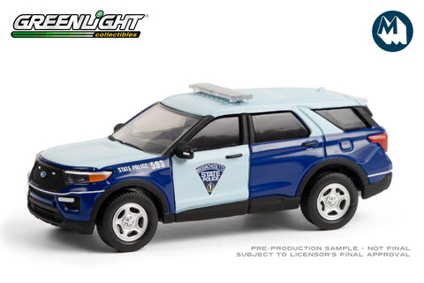 2020 Ford Police Interceptor Utility / Massachusetts State Police