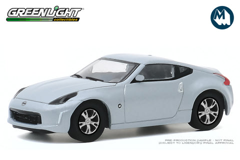 2020 Nissan 370Z (Brilliant Silver Metallic)