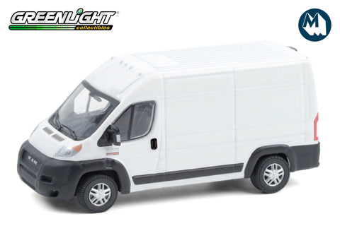 2019 Ram ProMaster 2500 Cargo High Roof (Bright White)