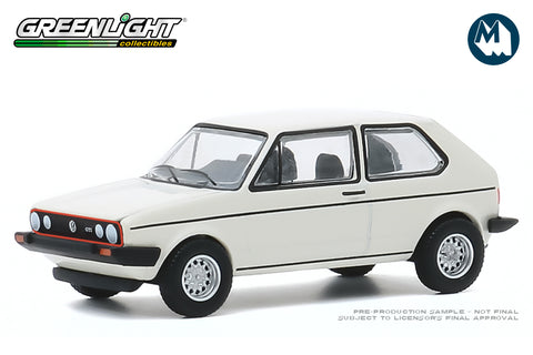 1980 Volkswagen Golf GTI - Alpine White
