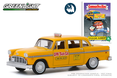 1970 Checker Motors Marathon A11 GPK Taxi Co / Unaware Aaron