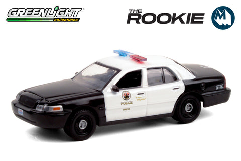 The Rookie / 2008 Ford Crown Victoria Police Interceptor - Los Angeles Police Department (LAPD)