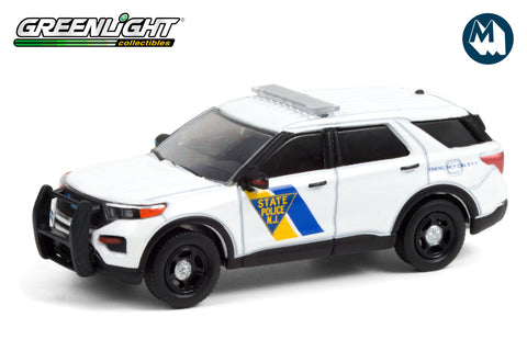 2021 Ford Police Interceptor Utility - New Jersey State Police 100th Anniversary