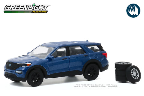 2020 Ford Explorer ST with Spare Tyres