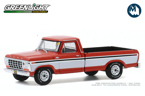 1978 Ford F-250 Custom (Davenport 2019 Lot #K18)