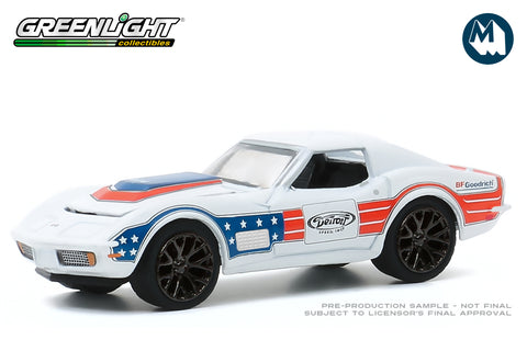 1972 Chevrolet Corvette - BFGoodrich Red, White and Blue