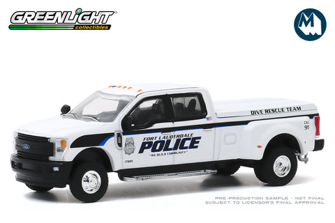 2019 Ford F-350 Dually - Fort Lauderdale, Florida Police Department Dive Team