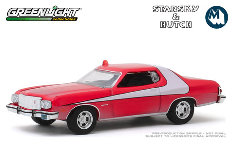 Starsky and Hutch / 1976 Ford Gran Torino (Dirty Version)