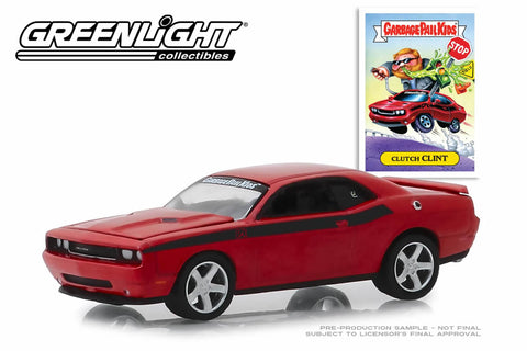 2012 Dodge Challenger / Clutch Clint