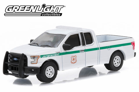 2015 Ford F-150 United States Forest Service (USFS) Law Enforcement