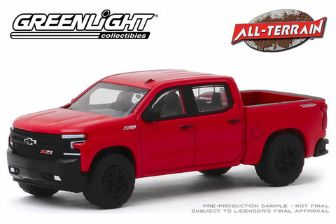 2019 Chevrolet Silverado LT Trail Boss - Red Hot