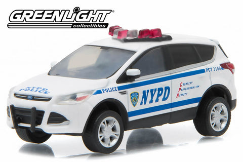 2014 Ford Escape - New York City Police Department (NYPD)