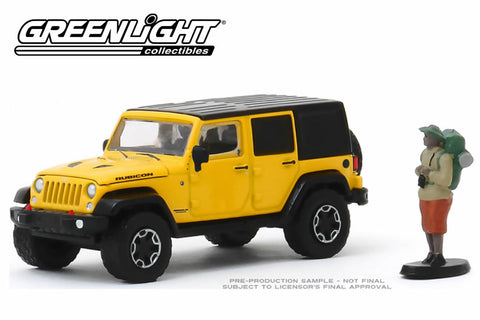 2015 Jeep Wrangler Unlimited Rubicon Hard Rock with Backpacker