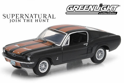 Supernatural (2005-Current TV Series) - 1967 Custom Ford Mustang