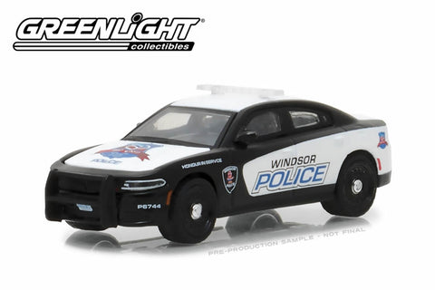 2017 Dodge Charger Pursuit / Windsor, Ontario, Canada (150th Anniversary Edition)