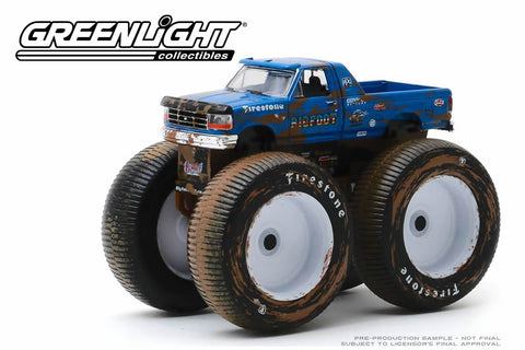 Bigfoot #5 / 1996 Ford F-250 Monster Truck (Dirty Version)
