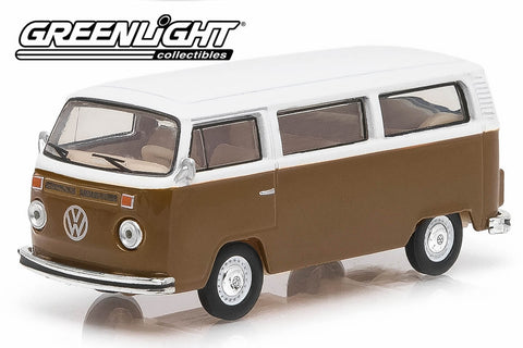 1977 Volkswagen Type 2 Champagne Edition Bus – Agate Brown/Atlas White
